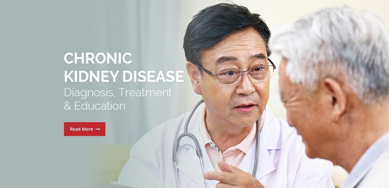 Chronic Kidney Disease Hawaii