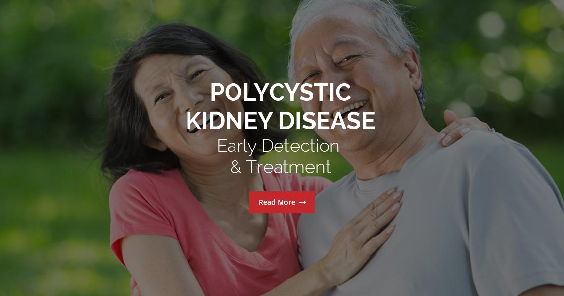 Polycystic Kidney Disease Treatment Hawaii